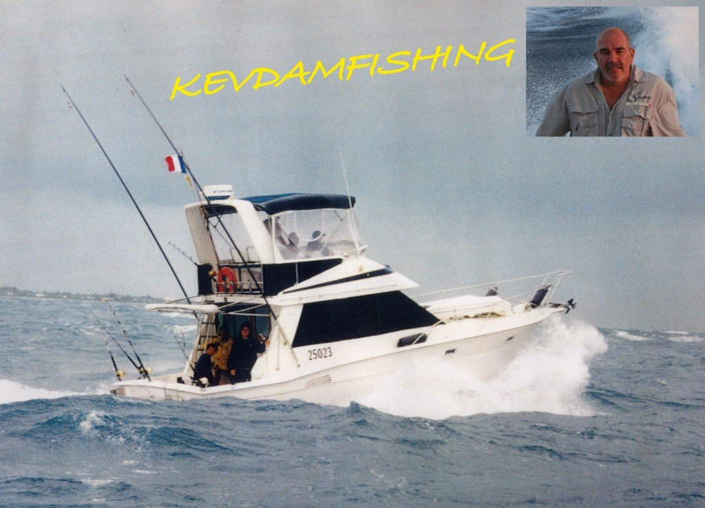 GAME FISHING REPORTS kevdam08